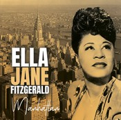 Ella Fitzgerald Manhattan (Vinyl)