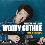 Woody Guthrie - Man Of The People - American Folk Legend (Vinyl)