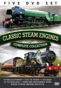 The Complete Collection: Classic Steam Engines