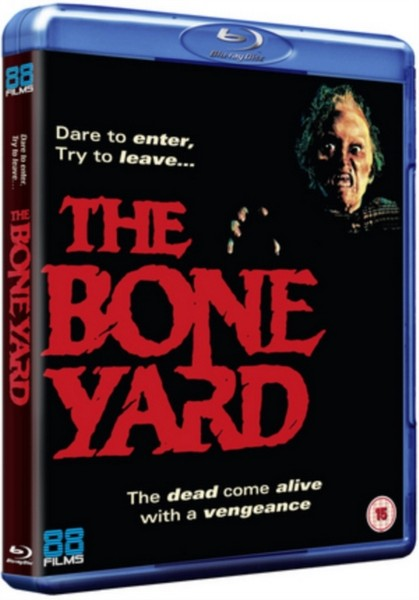 The Boneyard (Blu-ray)