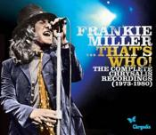 Frankie Miller - ...That's Who! The Complete Chrysalis Recordings (1973 - 1980) (Music CD)
