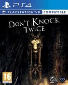 Don't Knock Twice (PSVR/PS4)