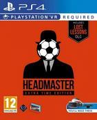 Headmaster Extra Time Edition (PS4 PSVR)