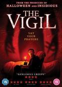 The Vigil [DVD] [2020]