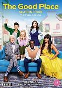 The Good Place: Season Four [DVD]