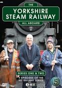 The Yorkshire Steam Railway: Series 1-2 [DVD]