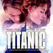 Original Soundtrack - Titanic (Music CD)