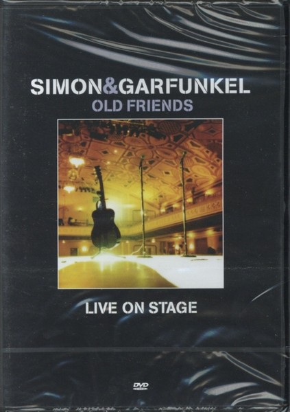 Simon And Garfunkel - Old Friends - On Stage (DVD)
