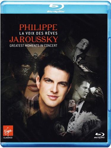 Philippe Jaroussky - La Voix Des Reves (Blu-Ray)