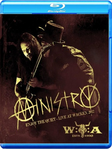 Ministry - Enjoy The Quiet - Live At Wacken 2012 [Blu-ray] [2013] (Blu-ray)