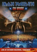 Iron Maiden - EN VIVO! (Steel Book Version) (DVD)