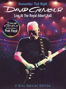 David Gilmour: Remember That Night.....Live At The Royal Albert Hall (Music Dvd) (DVD)