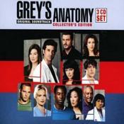 Original TV Soundtrack - Grey's Anatomy Original Soundtrack (3CD Box Set) (Music CD)