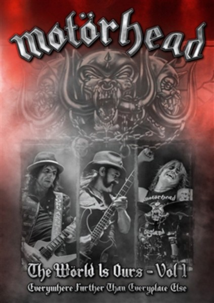 Motorhead - The World Is Ours - Everywhere Further Than Everyplace Else (Blu-Ray)