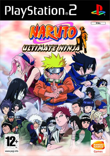 Naruto: Ultimate Ninja (PS2)