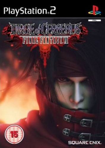 Final Fantasy VII: Dirge of Cerberus(PS2)
