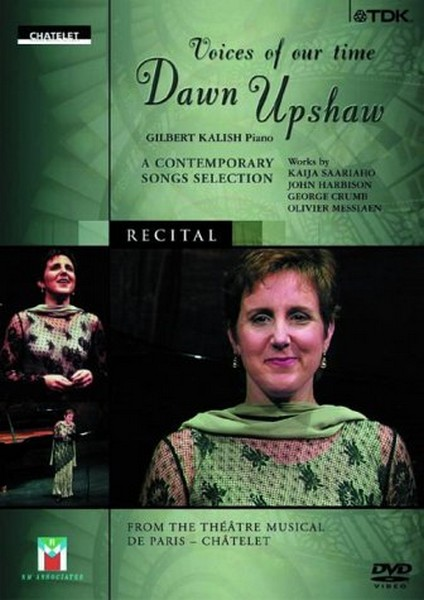 Voices Of Our Time - Dawn Upshaw (DVD)