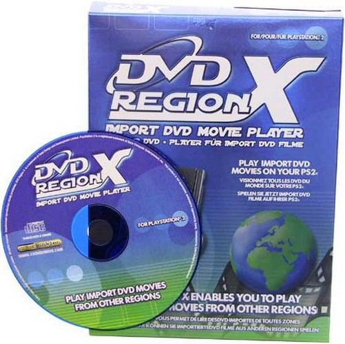 DVD Region X (Datel) (PS2)