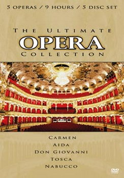 The Ultimate Opera Collection (5 Dvd Box) (DVD)