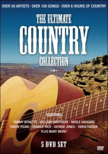 The Ultimate Country Collection (5 Dvd Box) (DVD)