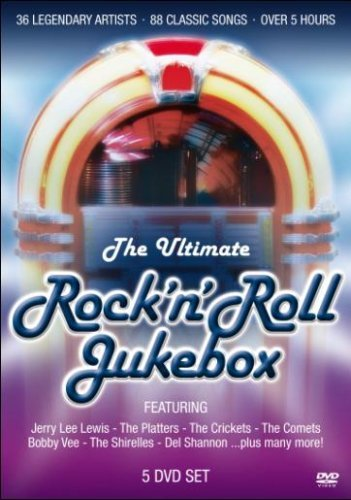 The Ultimate Rock N Roll Jukebox (5 Dvd Box) (DVD)