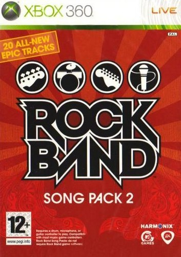 Rock Band Song Pack 2 (Xbox 360)