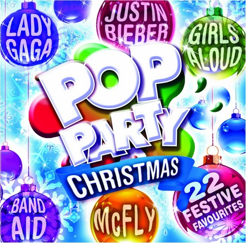 Various Artists - Pop Party Christmas (Music CD)