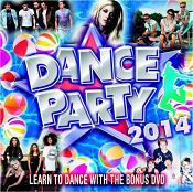 Various Artists - Dance Party 2014 (+DVD)