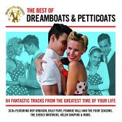Various Artists - Best of Dreamboats and Petticoats (Music CD)