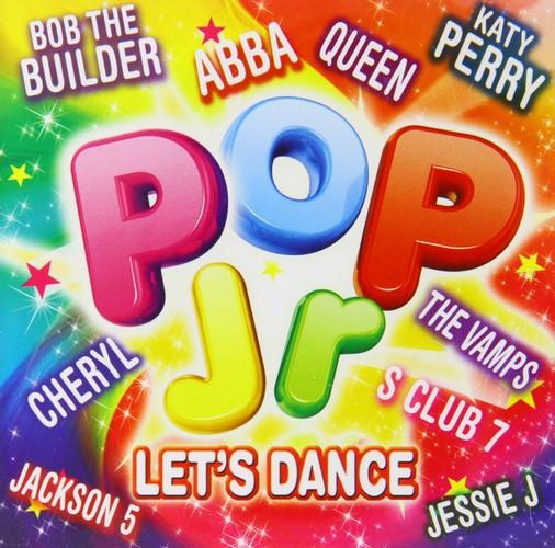 Various Artists - Pop Jr: Let's Dance (Music CD)
