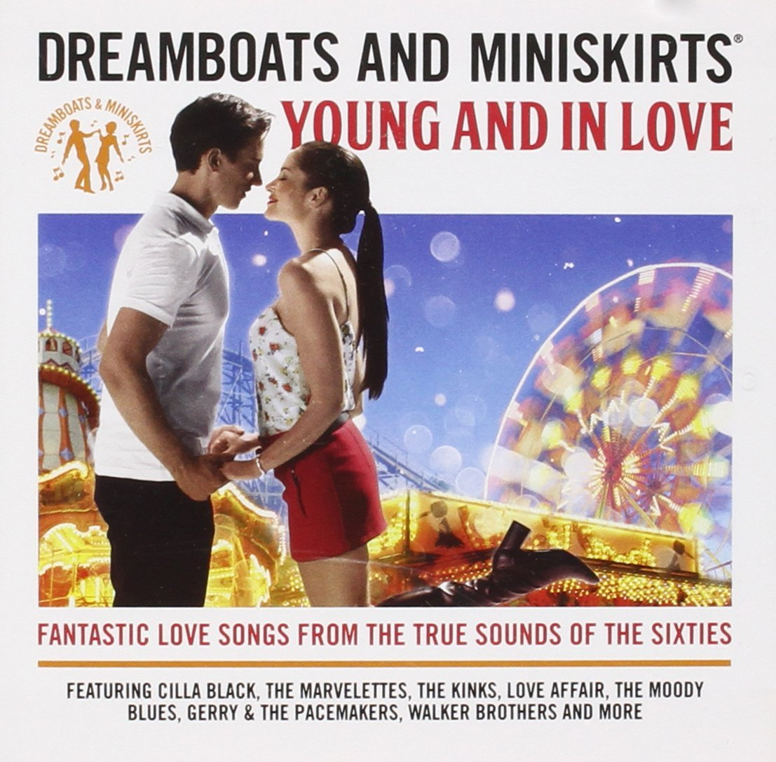 Various Artists - Dreamboats & Miniskirts: Young And In Love (2 CD) (Music CD)