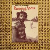 Burning Spear - Social Living / Living Dub (Music CD)