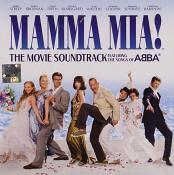 Original Soundtrack - Mamma Mia: The Movie Soundtrack (Music CD)
