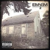 Eminem - The Marshall Mathers LP II (Music CD)