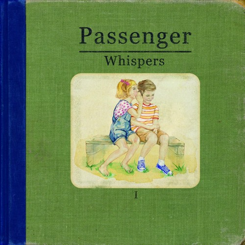 Passenger - Whispers (Music CD)