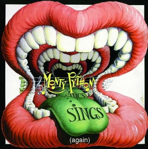 Monty Python - Monty Python Sings (Again) (Music CD)