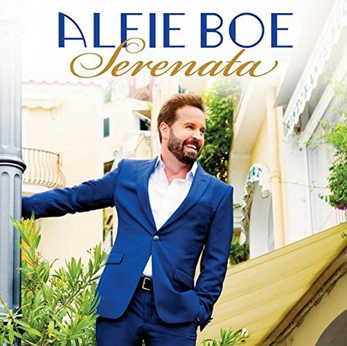 Alfie Boe - Serenata (Music CD)