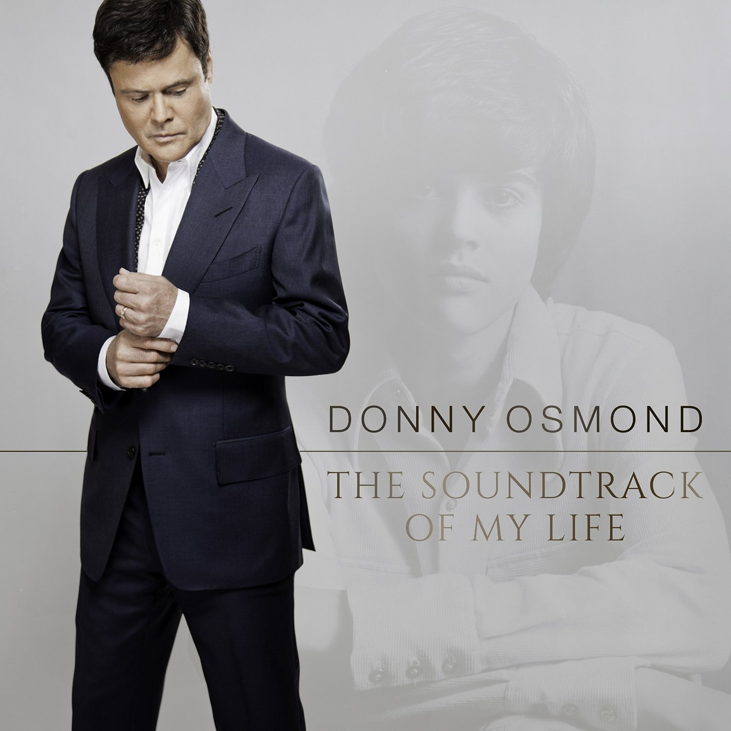 Donny Osmond - Soundtrack of My Life (Music CD)