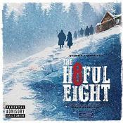 Various Artists - Quentin Tarantino's The Hateful Eight (Music CD)