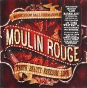 Original Soundtrack - Moulin Rouge (Music CD)