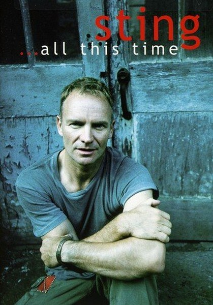 Sting-All This Time (DVD)