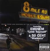Eminem - Music From And Inspired By 8 Mile [Explicit] (Music CD)