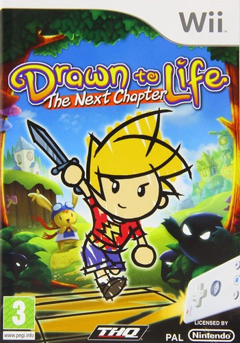 Drawn to Life: The Next Chapter (Wii)