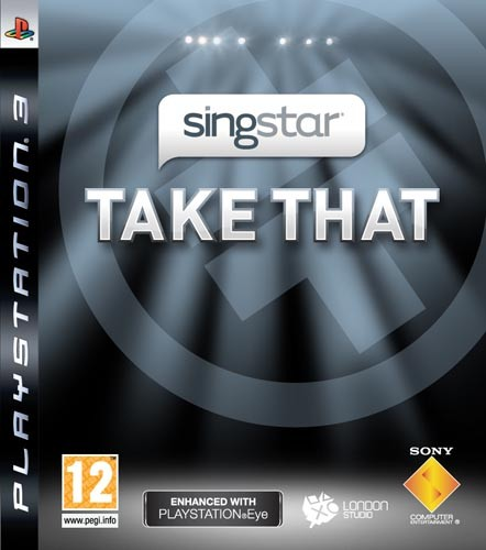 SingStar Take That (Solus) (PS3)