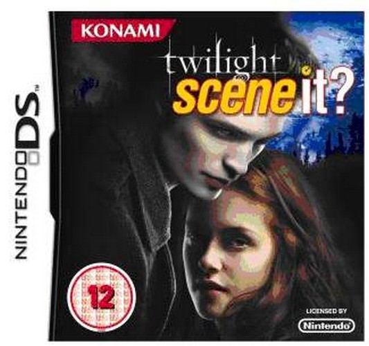 Scene it? Twilight (BBFC) (NDS)