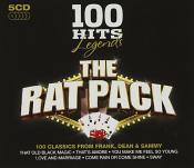 Frank Sinatra & Dean Martin/Sammy Davis Jr. - 100 Hits Legends - The Rat Pack (Music CD)