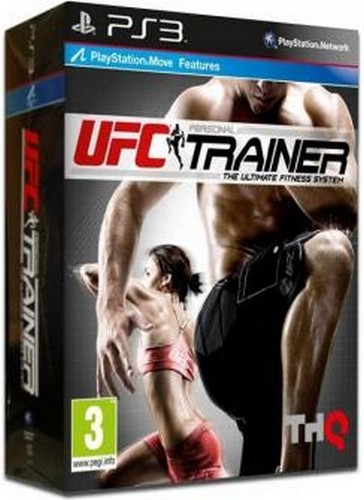 UFC Personal Trainer INCL BELT (Move) (PS3)
