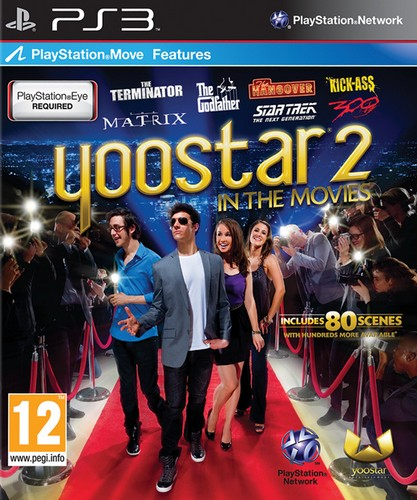 YooStar 2: In the Movies (PS3)