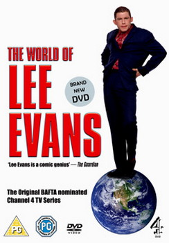 World Of Lee Evans  The (DVD)