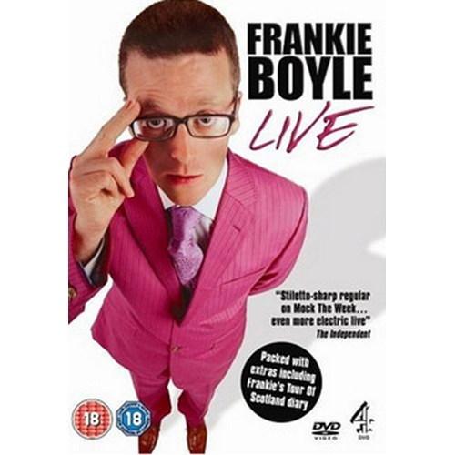 Frankie Boyle - Live (DVD)